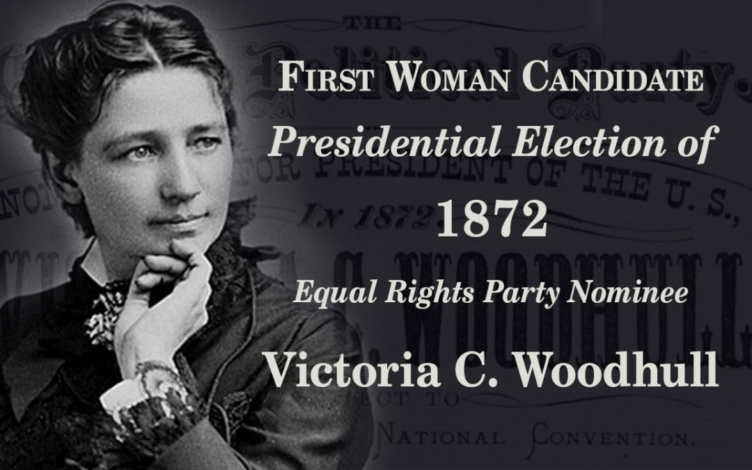 RECOGNITION of 29 WOMEN PRESIDENTIAL NOMINEES in 36 U. S. ELECTIONS