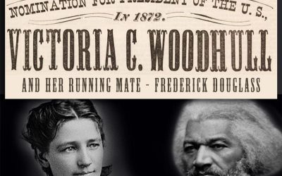 On May 10th, 1872 Victoria Woodhull was Nominated